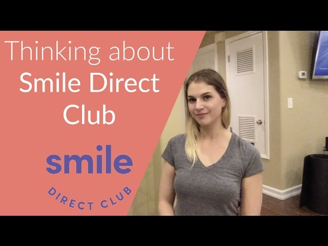 Thinking About Smile Direct Club or Invisalign